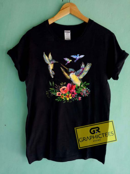 Hummingbird Tee Shirts