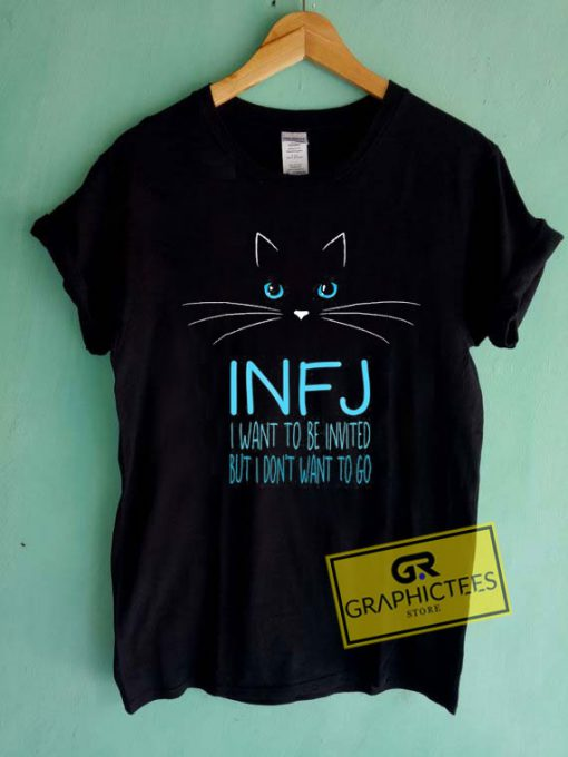 Infj Cat LoverTee Shirts