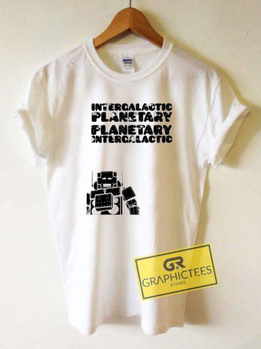 Intergalactic Beastie BoysTee Shirts