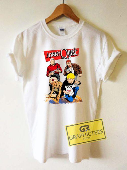 Jonny QuestTee Shirts