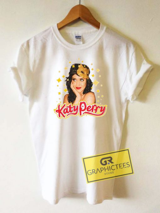 Katy Perry Mask Tour Tee Shirts