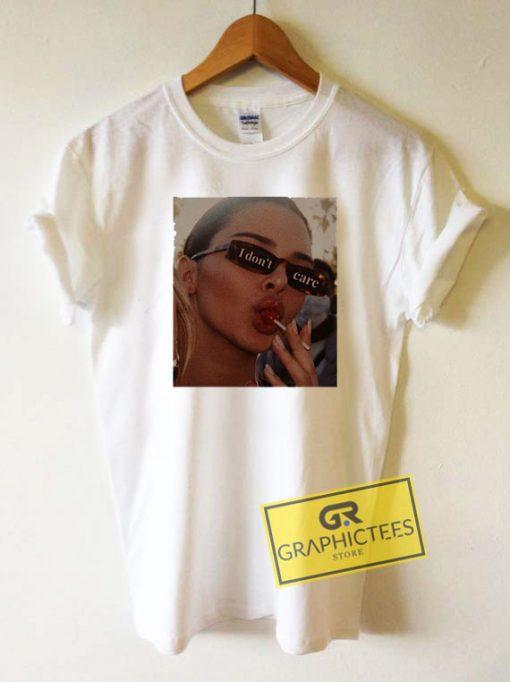Kendall Jenner I Dont CareTee Shirts