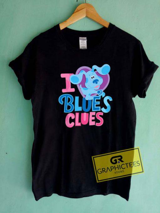 Kids Blues Clues Tee Shirts