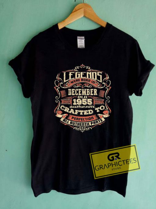 Legends 1955 December Tee Shirts