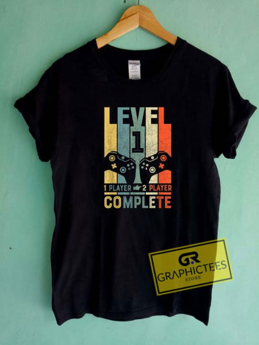 Level 1 Complete Tee Shirts