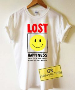 Lost Happiness SmileTee Shirts