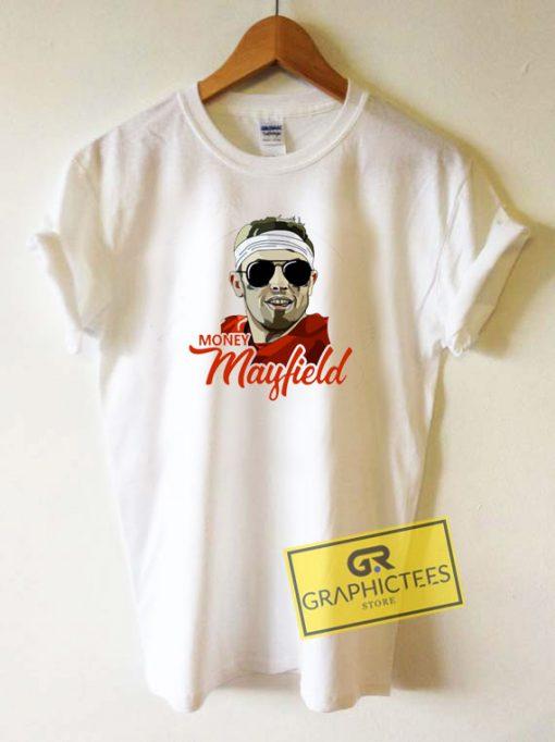 Money Baker MayfieldTee Shirts