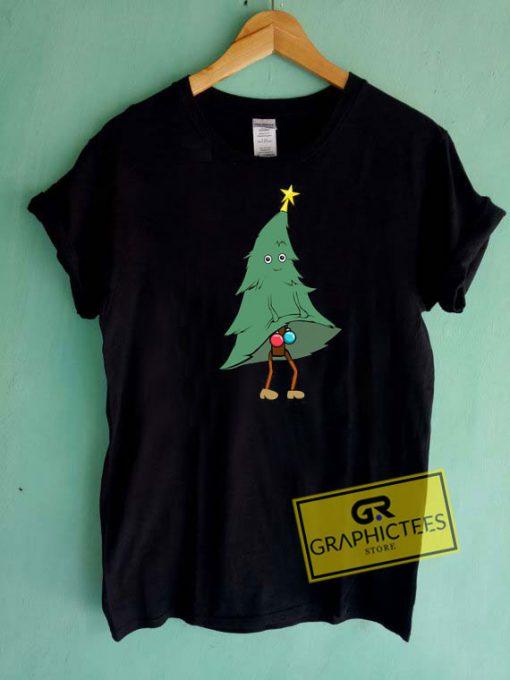 Naughty ChristmasTee Shirts