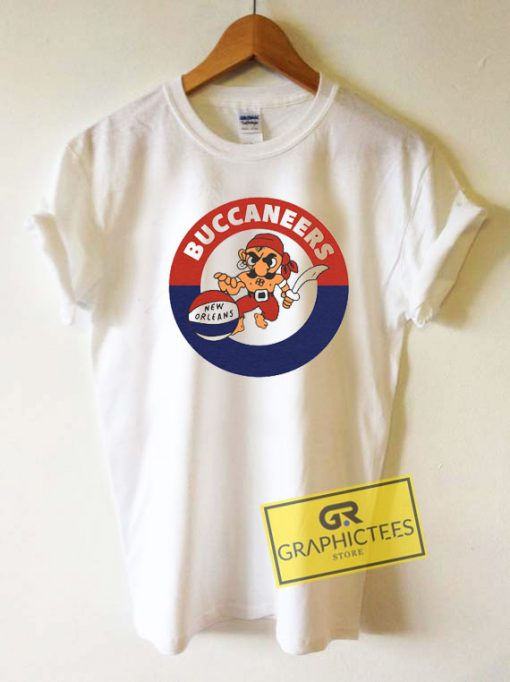 New Orleans Buccaneers Tee Shirts