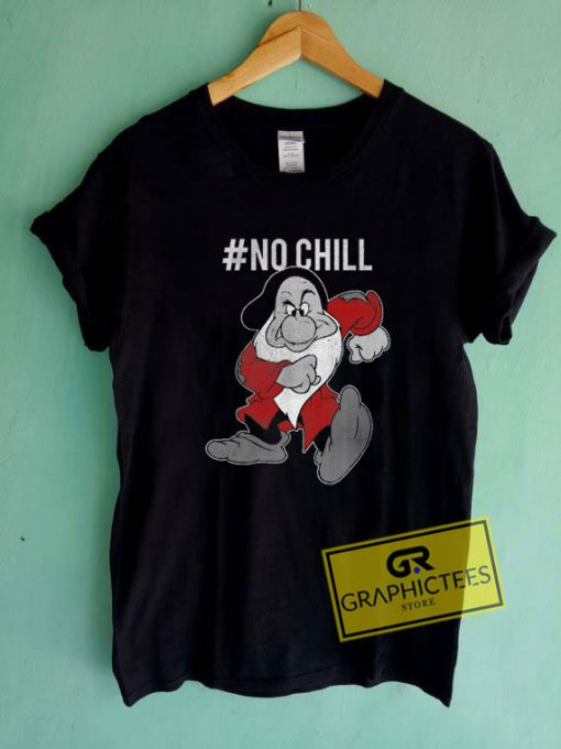 No Chill Vintage Tee Shirts