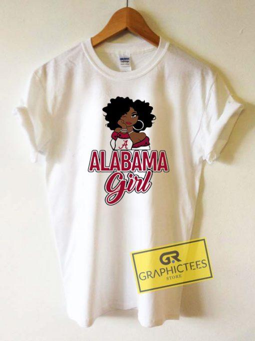 Oklahoma Alabama GirlTee Shirts