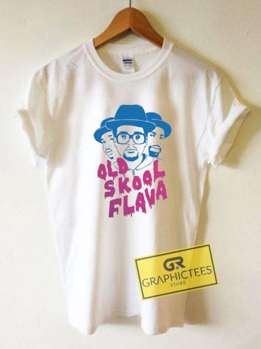 Old Skool FlavaTee Shirts