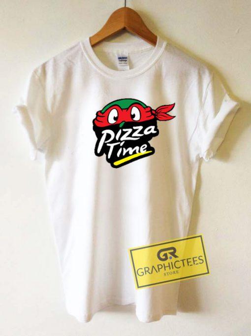 Pizza Time Logo Parody