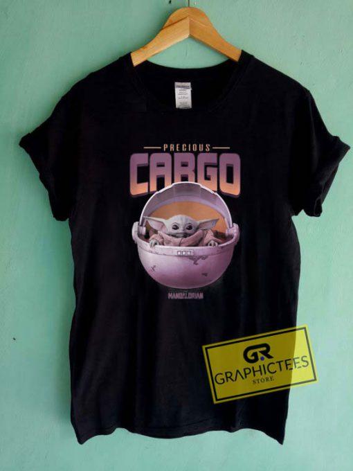 Precious Cargo PurpleTee Shirts