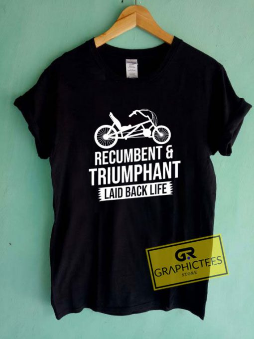 Recumbent BikeTee Shirts