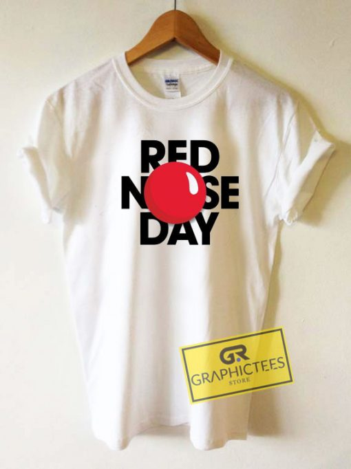 Red Nose Day Tee Shirts