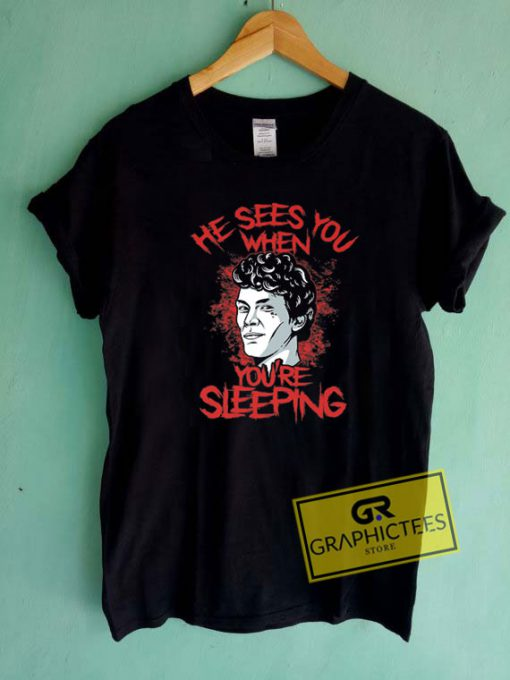 Richard Ramirez He Sees You Tee Shirts