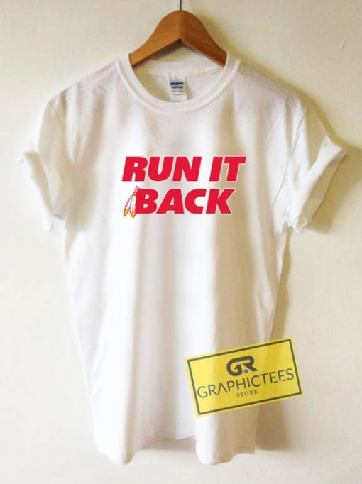 Run It Back Graphic Tee Shirts