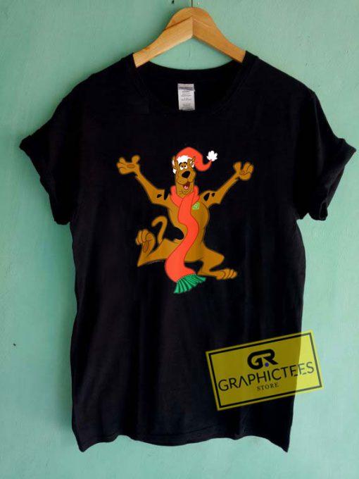 Scooby Doo Christmas Tee Shirts