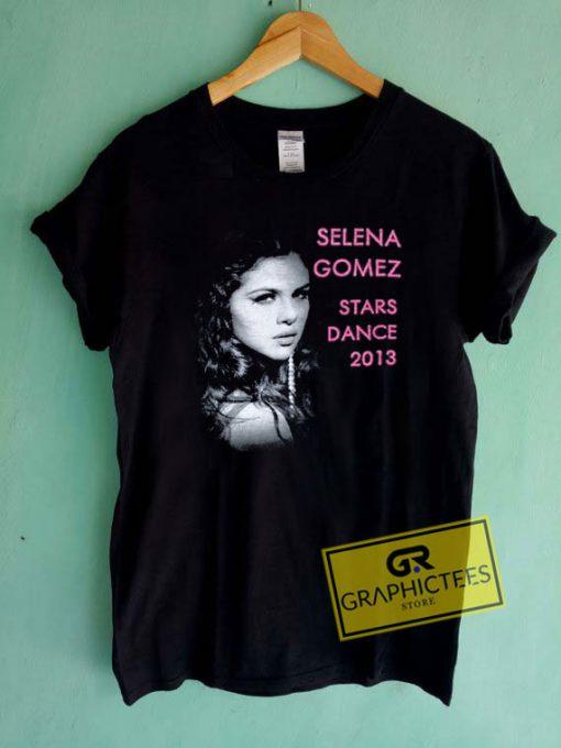 Selena Gomez Stars DanceTee Shirts