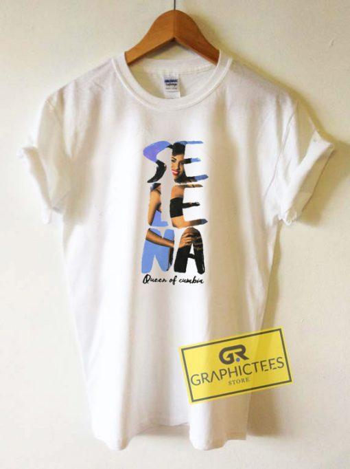 Selena Queen Of CumbiaTee Shirts