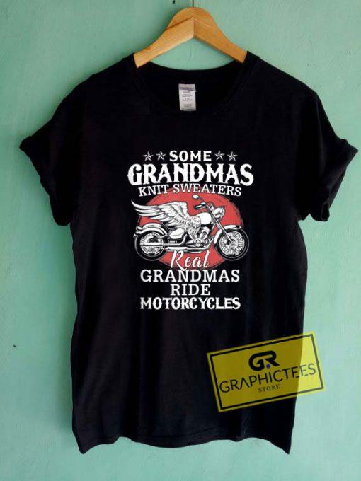 Some GrandmasTee Shirts