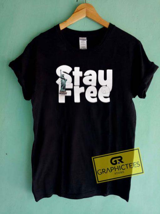 Stay Free LibertyTee Shirts
