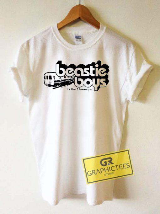 Subway Beastie Boys Tee Shirts