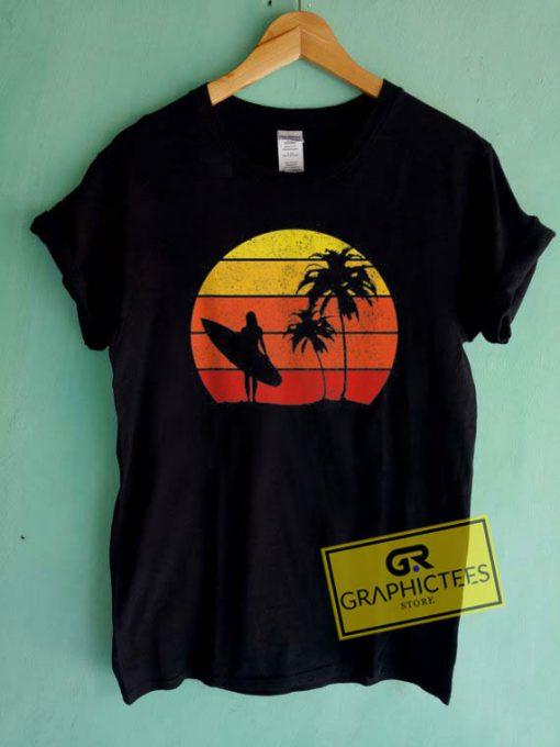 Surfer Gift VintageTee Shirts