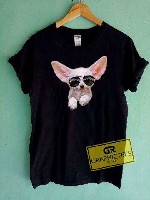 Swag Fennec Fox Tee Shirts