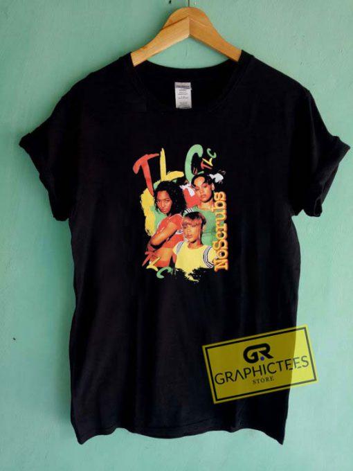 TLC No Scrubs Tee Shirts