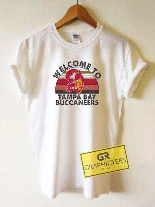 Tampa Bay Buccaneers Tee Shirts