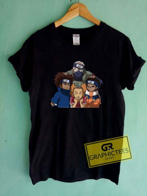 The Boondocks Team 7 Tee Shirts