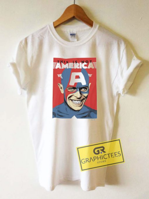 This is Not AmericaTee Shirts
