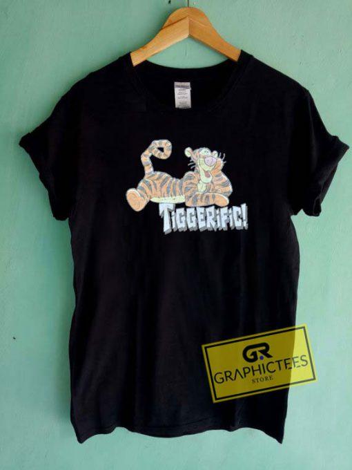 Tiggerific GraphicTee Shirts