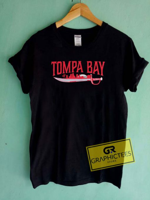 Tompa Bay GraphicTee Shirts