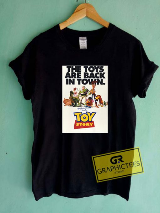 Toy Story Poster Tee Shirts
