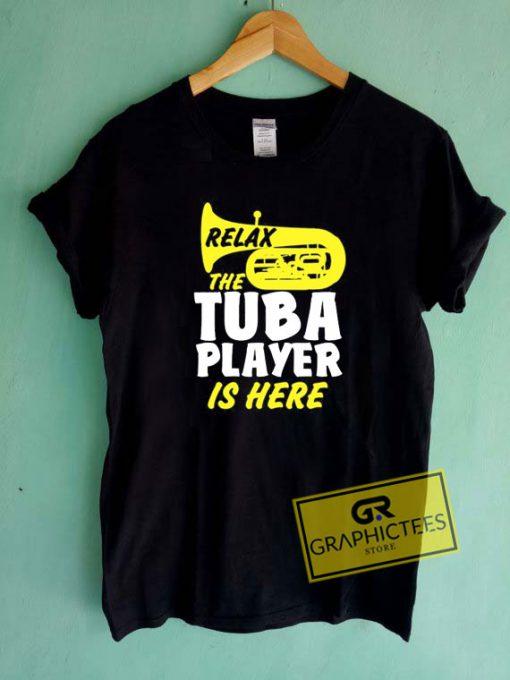 Tuba PlayerTee Shirts
