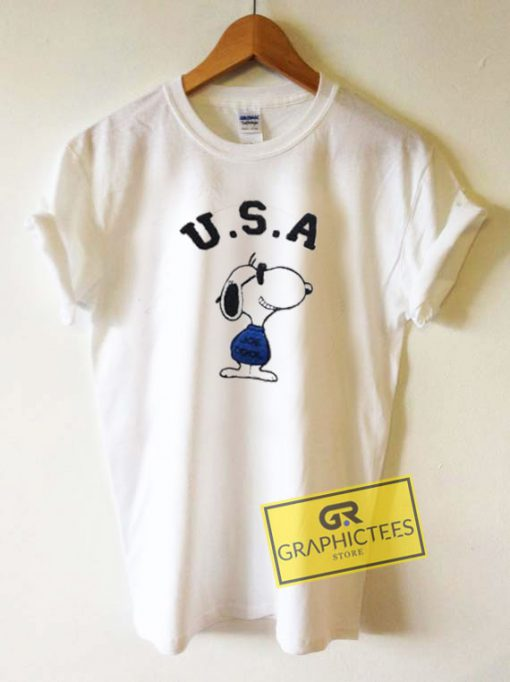 Vintage USA SnoopyTee Shirts