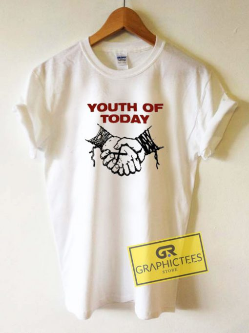 Youth Of Today Tshirt New Women/'s T-Shirt