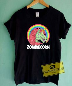 Zombiecorn RainbowTee Shirts