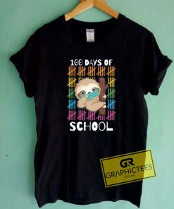 100 Days Of School Tee Shirts