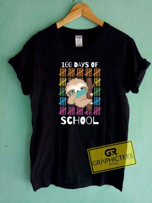 100 Days Of School Tee Shirts