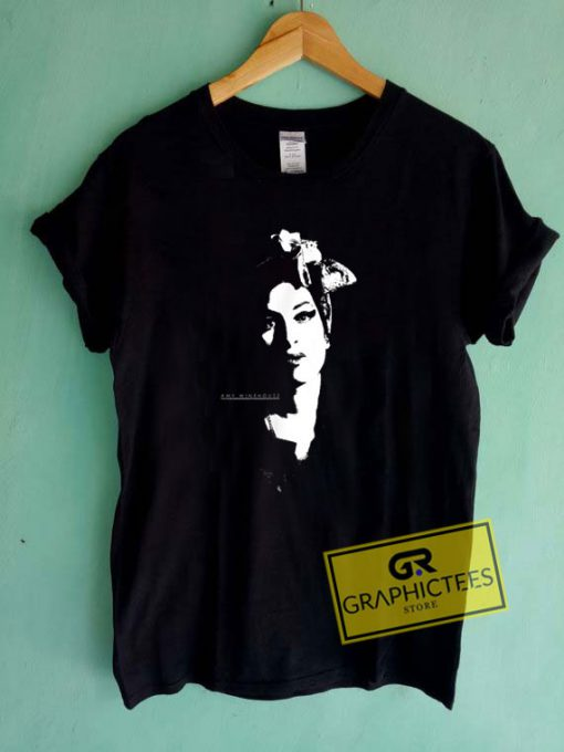 Amy Winehouse Official Tee Shirts