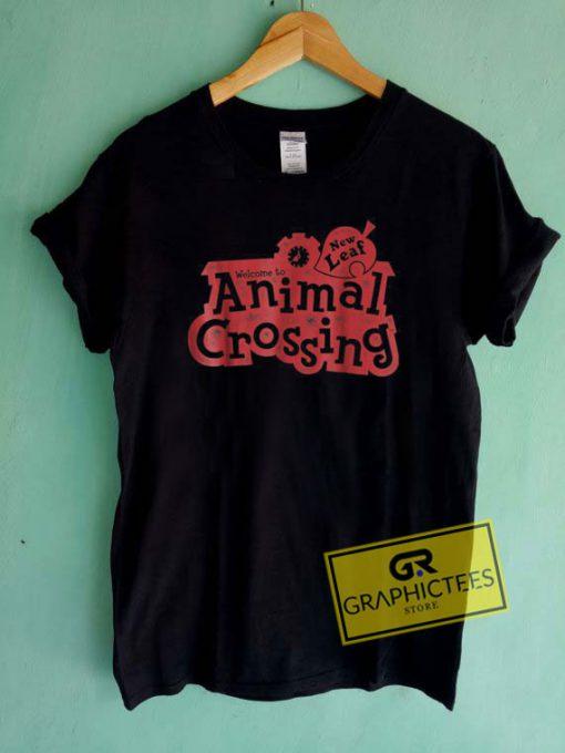 Animal Crossing RedTee Shirts