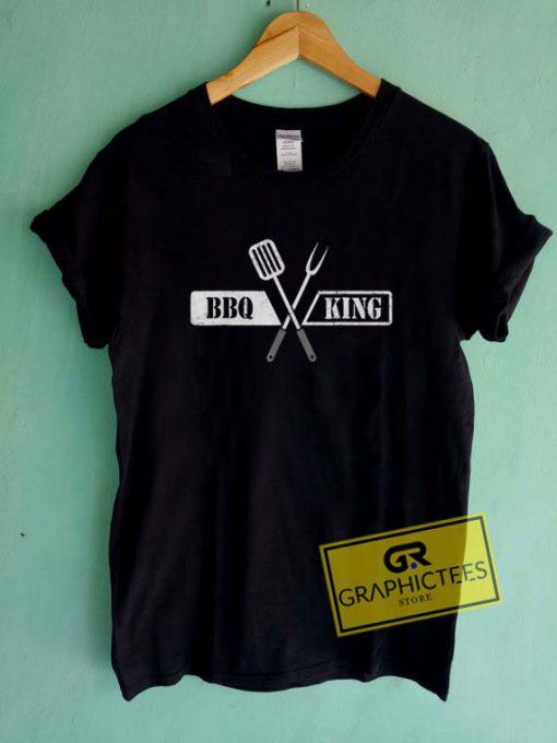 Bbq King Tee Shirts