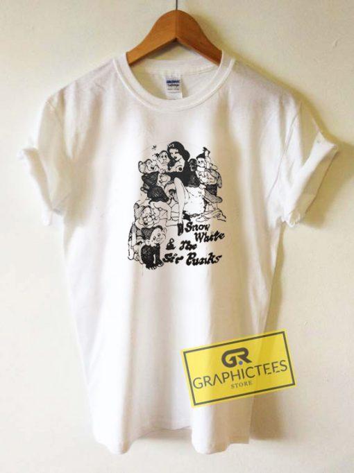 Lady Gaga Snow White Tee Shirts