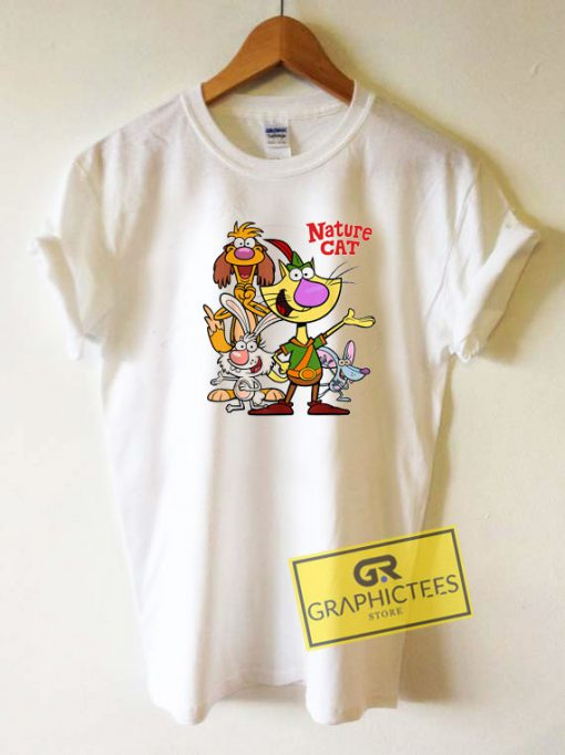 Nature Cat and FriendsTee Shirts