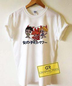 Powerpuff Girls Devil Tee Shirts