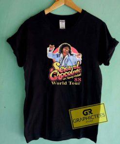 Randy Chocolate Tour Tee Shirts